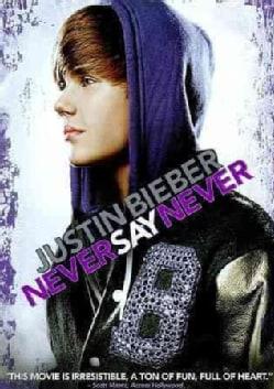 Justin Bieber: Never Say Never (DVD)