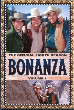 Bonanza: The Eighth Season Vol. 1 (DVD)