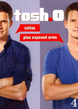 Tosh.0: Collas Plus Exposed Arms (DVD)
