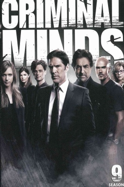 Criminal Minds: The Ninth Season (DVD)