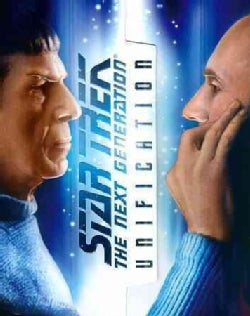 Star Trek: The Next Generation Unification (Blu-ray Disc)