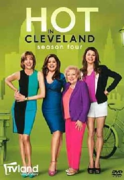 Hot In Cleveland: Season Four (DVD)