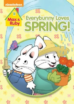 Max & Ruby: Everybunny Loves Spring! (DVD)