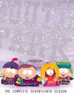 South Park: The Complete Seventeenth Season (DVD)