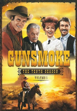 Gunsmoke: The Tenth Season Vol. 1 (DVD)