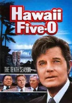 Hawaii Five-O: The Tenth Season (DVD)