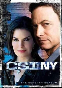 CSI: NY: The Complete Seventh Season (DVD)