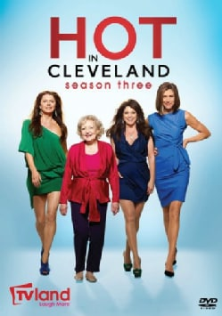 Hot In Cleveland: Season Three (DVD)