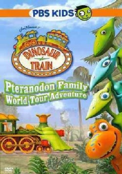 Dinosaur Train: Pteranodon Family World Tour Adventure (DVD)