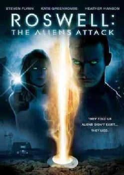 Roswell: The Aliens Attack (DVD)