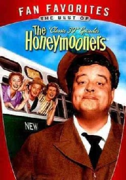 Fan Favorites: The Best Of The Honeymooners (DVD)