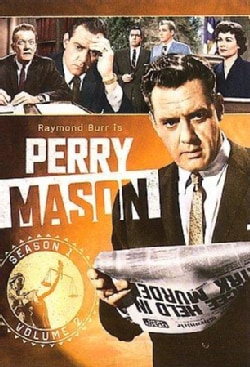 Perry Mason: The First Season Vol. 2 (DVD)
