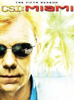 CSI: Miami - Complete Fifth Season (DVD)