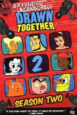 Drawn Together Uncensored!: Season Two (DVD)