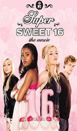 My Super Sweet 16: The Movie (DVD)