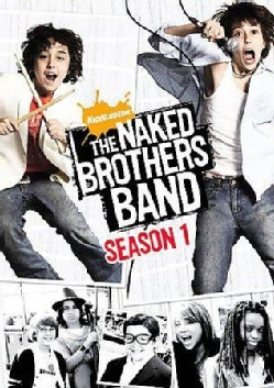 The Naked Brothers Band Season 1 (DVD)
