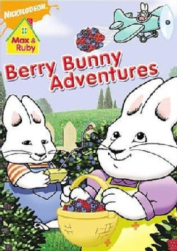 Max & Ruby: Berry Bunny Adventures (DVD)