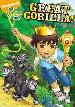 Go, Diego, Go!: Great Gorilla! (DVD)