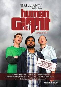 Human Giant: The Complete First Season (DVD)