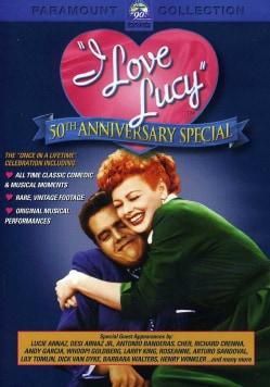 I Love Lucy: 50th Anniversary (DVD)