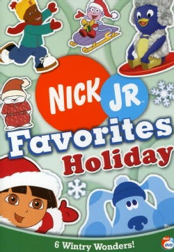 Nick Jr. Favorites Holiday (DVD)