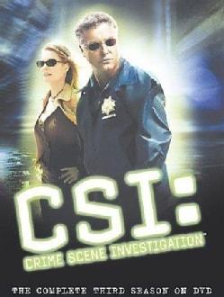CSI: Crime Scene Investigation:  Complete Third Season (DVD)