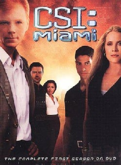 CSI: Miami - Complete First Season (DVD)