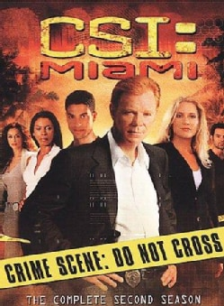 CSI: Miami - Complete Second Season (DVD)