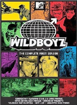 Wildboyz: The Complete First Season (DVD)