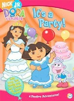 Dora The Explorer: It's a Party (DVD)