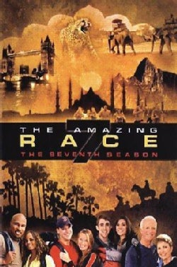 The Amazing Race: The Seventh Season (DVD)