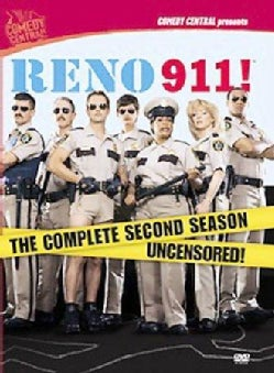 Reno 911!: The Complete Second Season Uncensored (DVD)