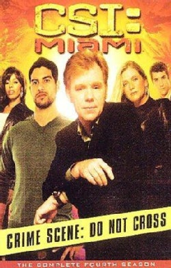 CSI: Miami - Complete Fourth Season (DVD)