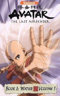 Avatar: The Last Airbender Book 1 - Water Vol. 1 (DVD)