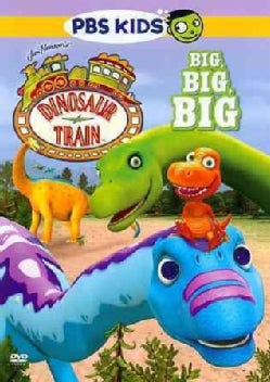 Dinosaur Train: Big, Big, Big (DVD)