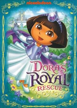 Dora The Explorer: Dora's Royal Rescue (DVD)