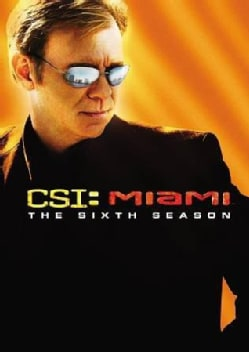 CSI: Miami - Complete Sixth Season (DVD)