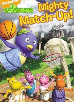 Backyardigans: Mighty Match-Up! (DVD)