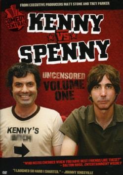 Comedy Central's Kenny Vs. Spenny: Season One Uncensored (DVD)