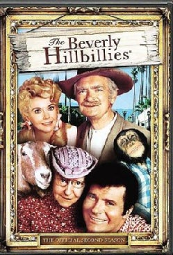 The Beverly Hillbillies: The Second Season (DVD)