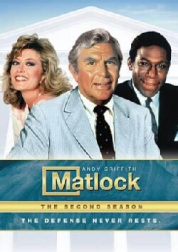 Matlock: The Second Season (DVD)
