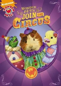 Wonder Pets: Join The Circus (DVD)