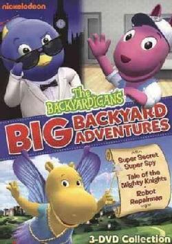 The Backyardigans: Big Backyard Adventure (DVD)