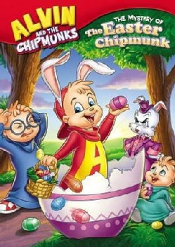 Alvin And The Chipmunks: The Mystery Of The Easter Chipmunk (DVD)