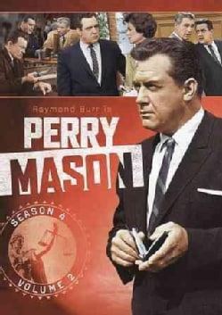 Perry Mason: The Fourth Season Vol. 2 (DVD)