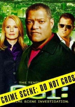 CSI: Crime Scene Investigation: The Complete Tenth Season (DVD)