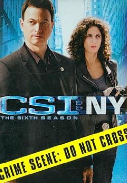 CSI: NY: The Complete Sixth Season (DVD)