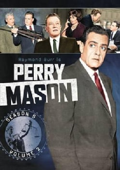 Perry Mason: The Fifth Season Vol. 2 (DVD)