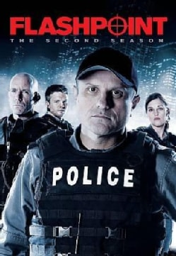 Flashpoint: The Second Season (DVD)
