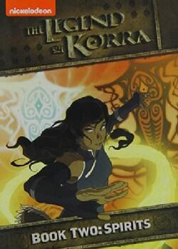 Legend Of Korra: Book Two: Spirits (DVD)